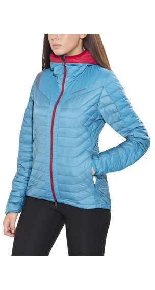 La Sportiva Universe Down Jacket Women blue moon/berry